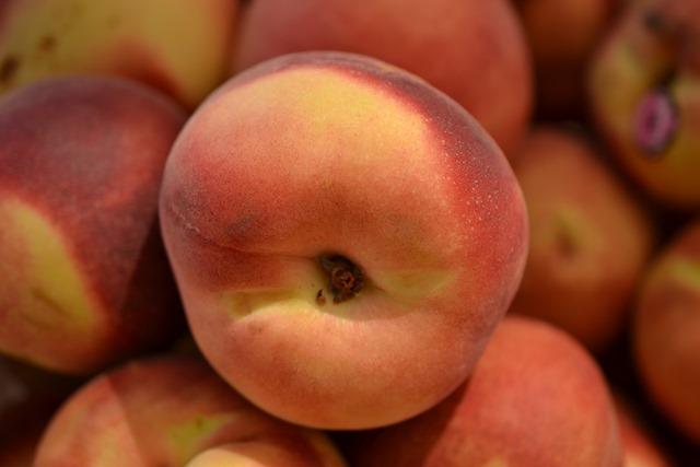 Costco peaches