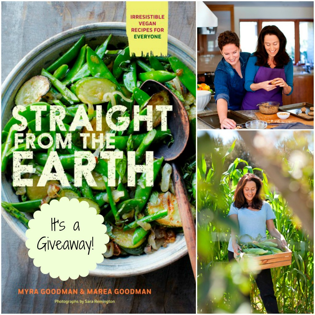 Straight From The Heart Vegan Cookbook