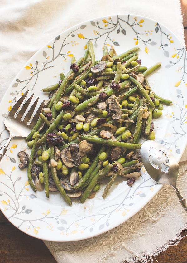 Vegan-Miso-Green-Bean-Casserole