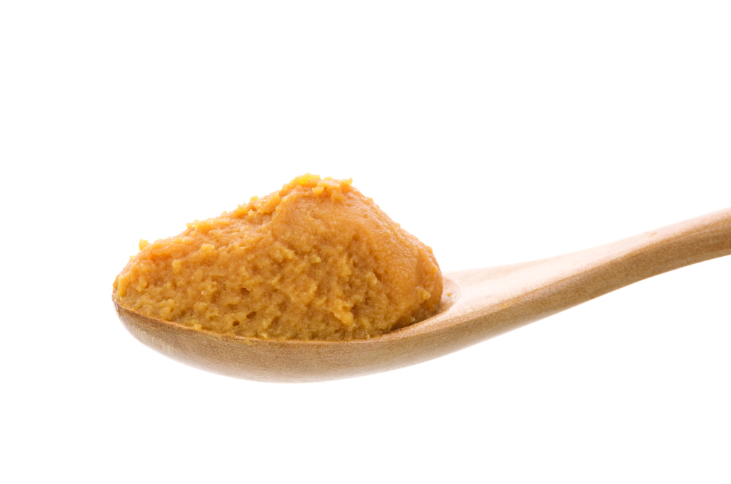 This is what miso paste looks like. Learn how to use it in recipes in this post!