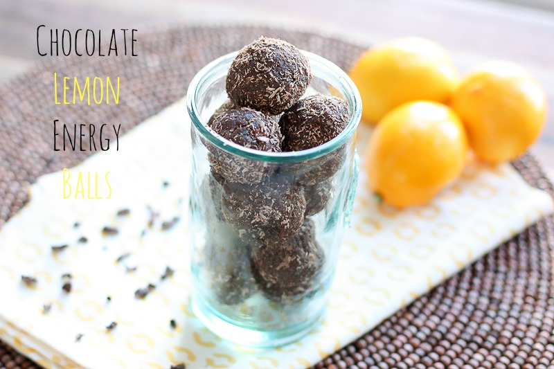 Chocolate-lemon-energy-balls