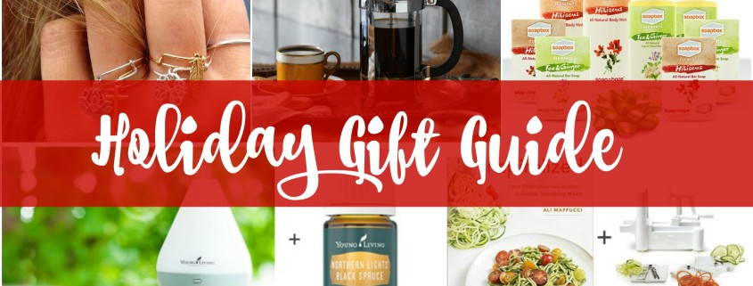 Enjoy this fun Holiday Gift guide for all your shopping needs from @danielleomar