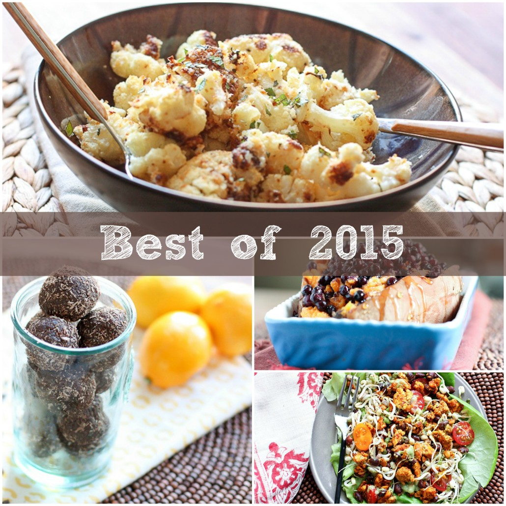 My favorite recipes from the Food Confidence blog in 2015!
