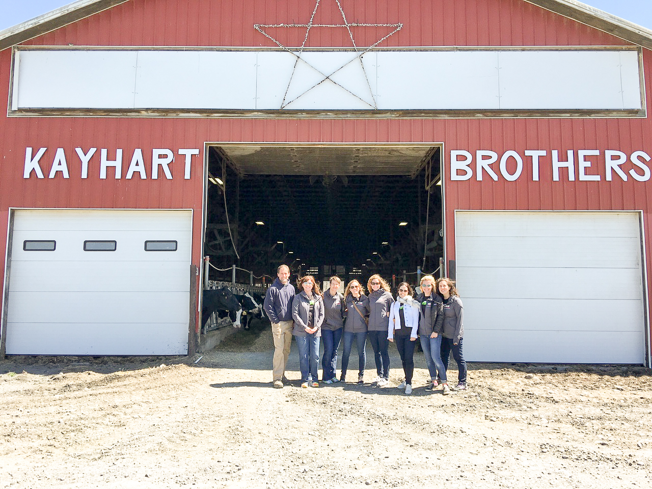 Kayhart brothers farm