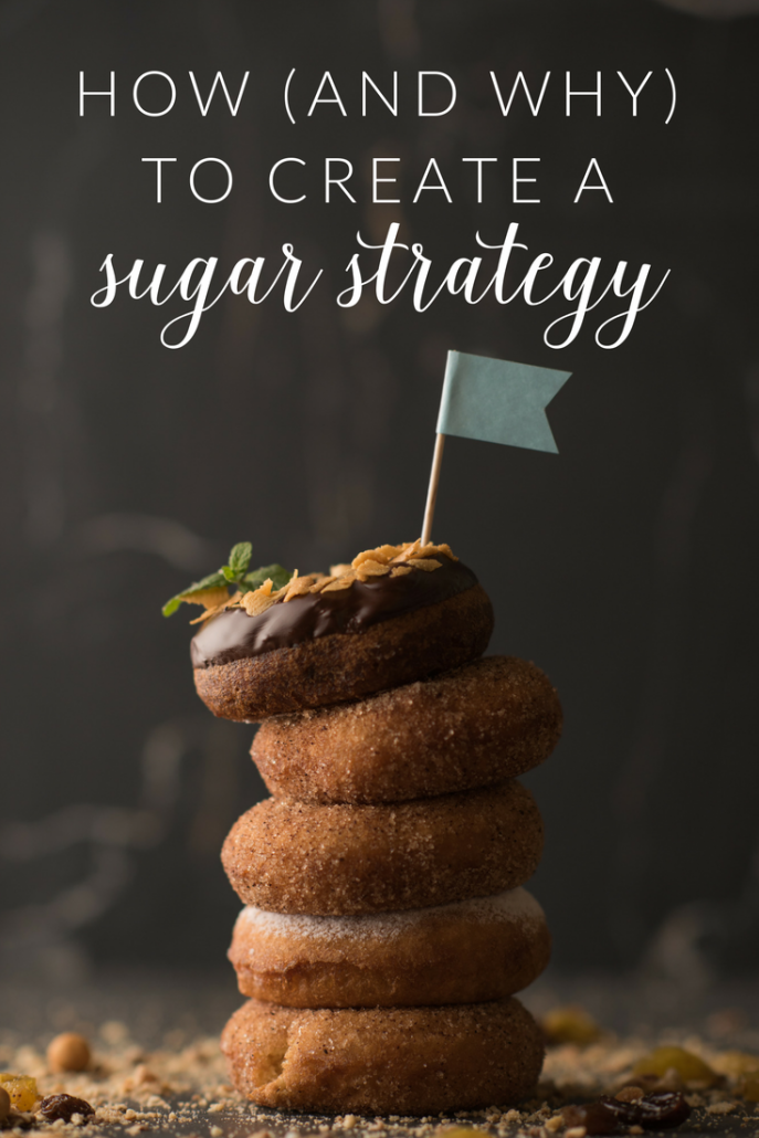 When it comes to cutting back on sugar, it's important to have a plan. If you've ever tried to quit cold turkey, you've probably figured out that avoiding sugar altogether is stressful, unsustainable, and leaves you craving it more than you ever did before -- none of which is good for your mental health or resolve. Learn how to create your own sugar strategy and end your battle with the white stuff, for good.