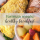 A formula meal is a dish that follows a specific formula each time, but allows you to change up the flavors and ingredients to create different takes on the same dish. I love that formula meals are customizable and don't require a recipe. They're definitely my preferred way to cook! In today's formula meal walks we're putting together a healthy breakfast. Whether you're looking to start your day with a warm, cold, sweet, or savory dish -- I've got you covered.