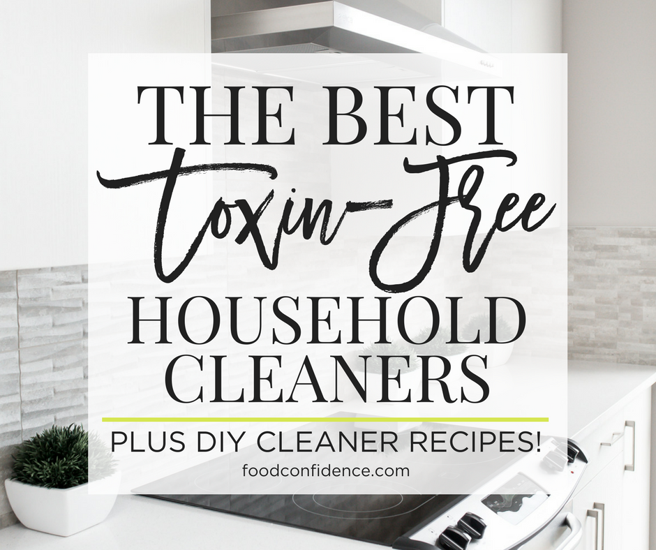The Best Toxin Free Household Cleaners
