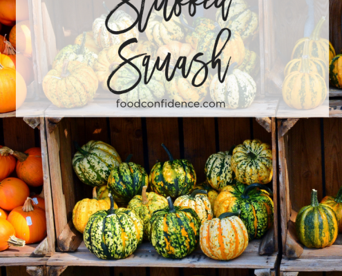 Formula Meal: Stuffed Squash