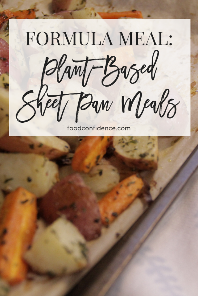Plant-Based Sheet Pan Meals