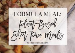 Plant-Based Sheet Pan Meals