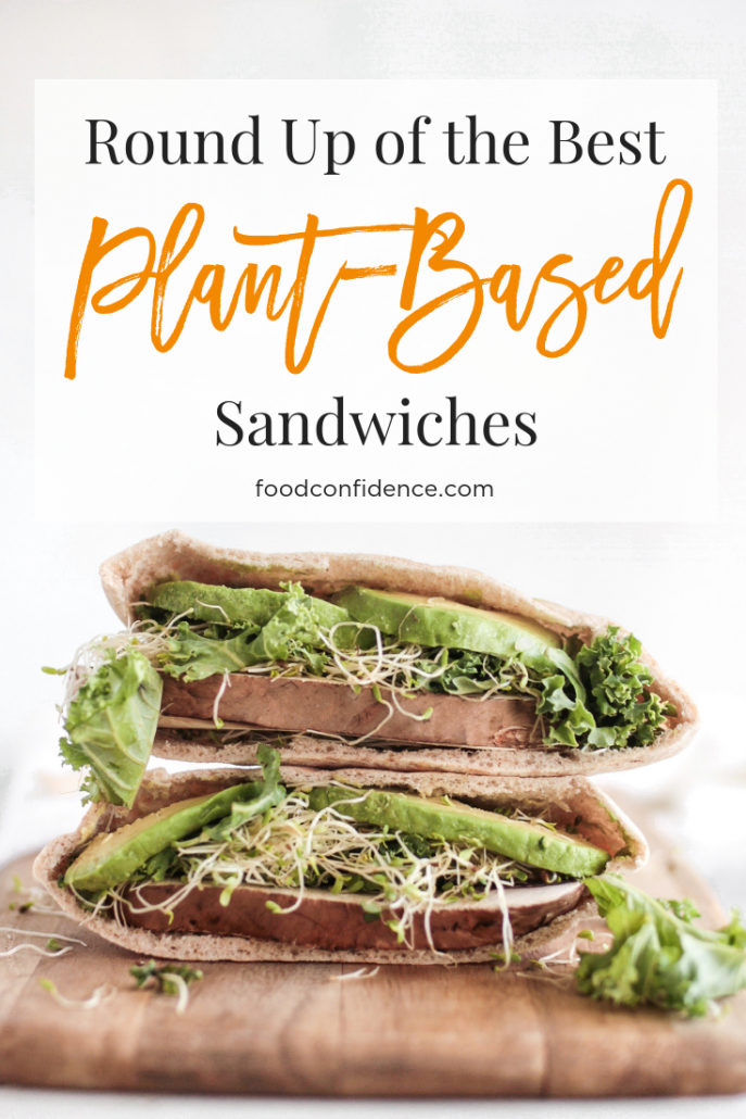 Round Up of the Best Plant Based Sandwiches