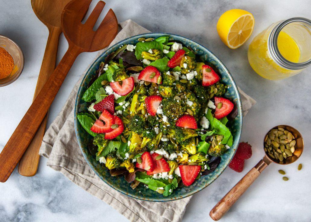 Easy Broccoli Salad