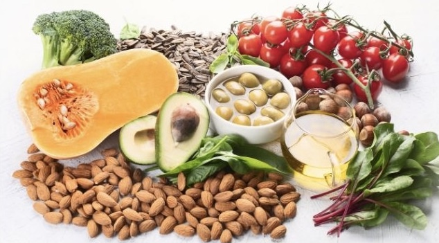 Immune System Boosting Foods with Vitamin E