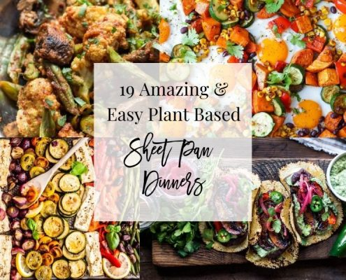 19 Sheet Pan Dinners
