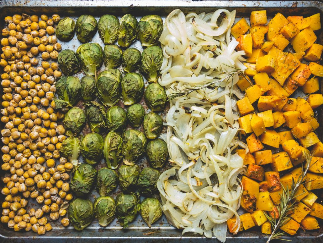 Fall Harvest Sheet Pan Meal