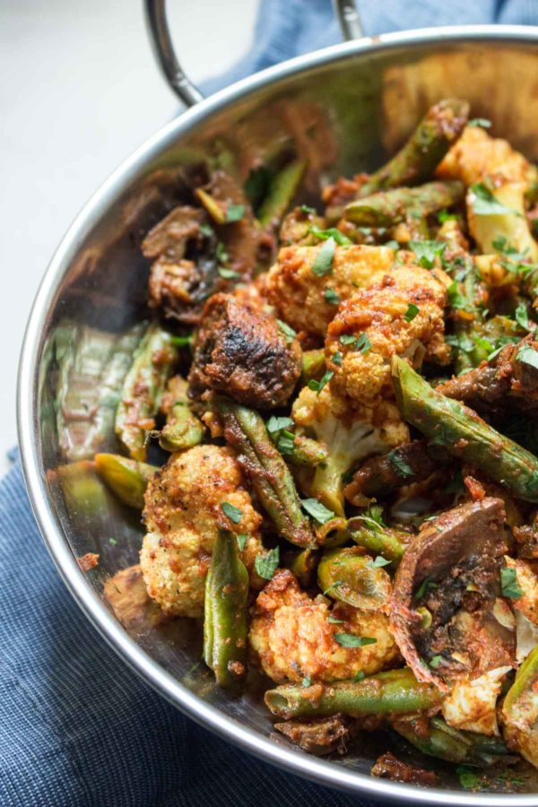 Roasted Vegetable Masala